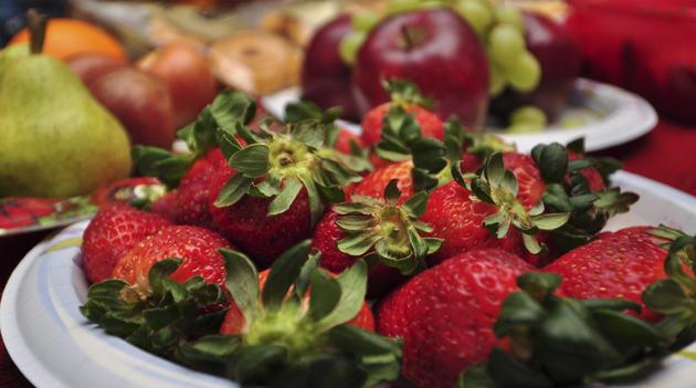 fresh fruits photos-strawberry