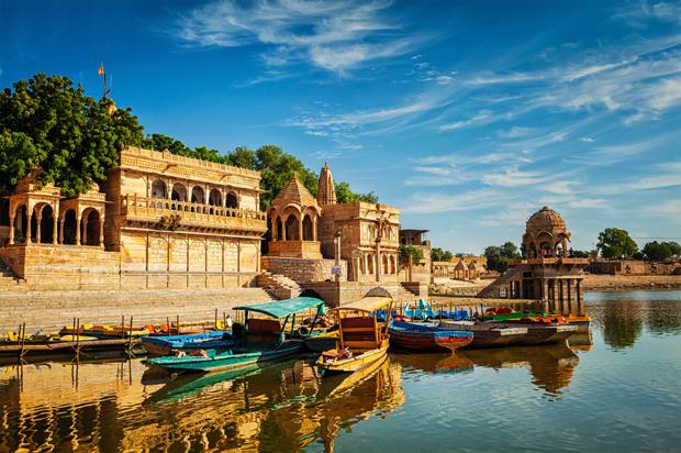 Udaipur-Gadi-Sagar-Lake